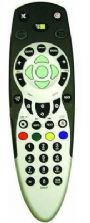 Luxor Freeview PVR Box Remote Control for TUTV2500